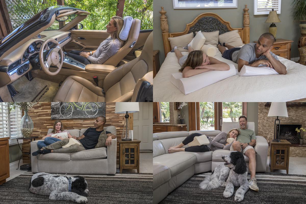 Choose Your Perfect Contour Pillow